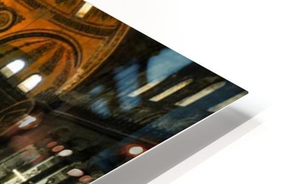 Hagia Sophia HD Sublimation Metal print