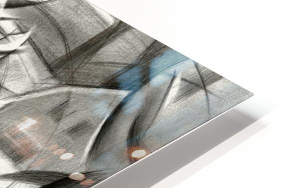 Leiden - 11-11-15 HD Sublimation Metal print