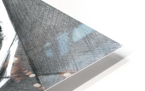 Sans titre - 08-07-15 HD Sublimation Metal print