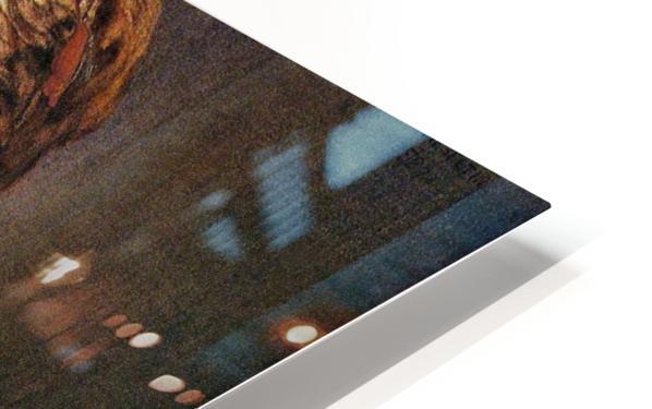 Portrait of Mrs J P Heselitine HD Sublimation Metal print