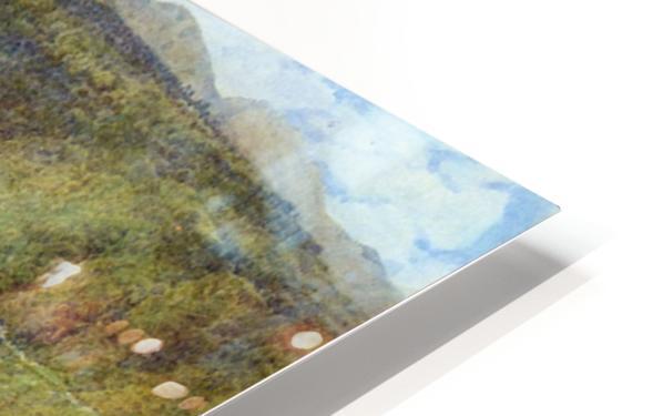 Isola San Giulio, 1898 HD Sublimation Metal print