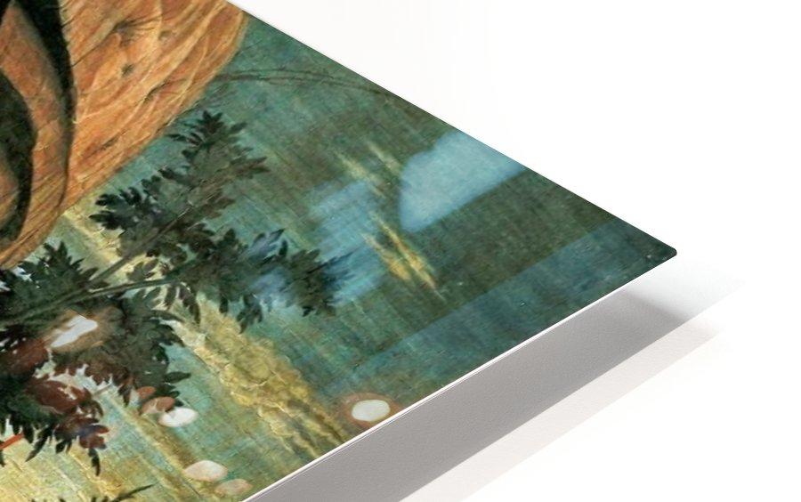 The Resurrection HD Sublimation Metal print