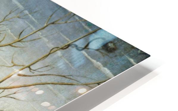 Noli me tangere HD Sublimation Metal print