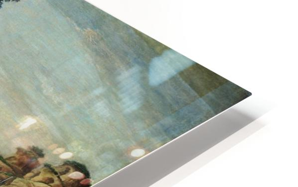 La Parnasse HD Sublimation Metal print