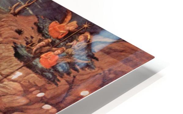 Adoration of the Magi HD Sublimation Metal print