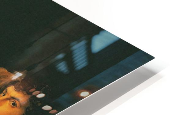 Presentation at the Temple HD Sublimation Metal print