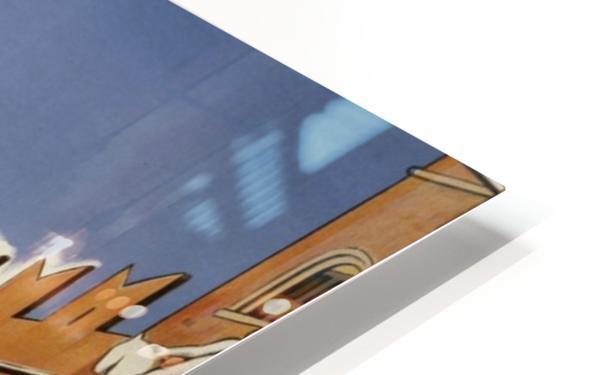 Verona HD Sublimation Metal print