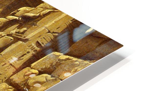 A Snake Charmer HD Sublimation Metal print