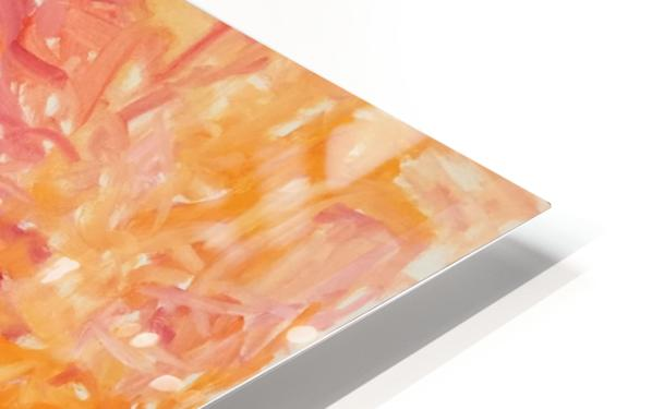 Separation HD Sublimation Metal print