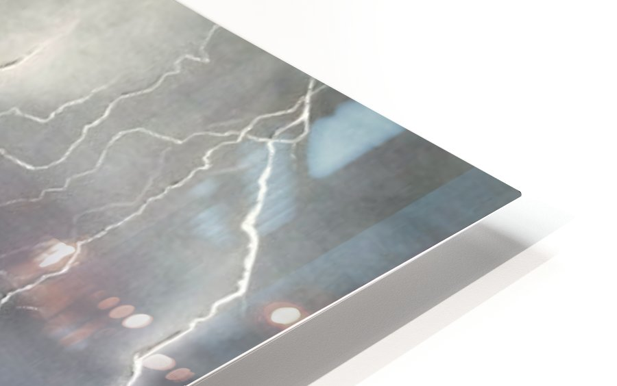 Electric HD Sublimation Metal print