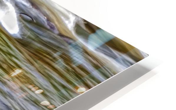 River Flow HD Sublimation Metal print