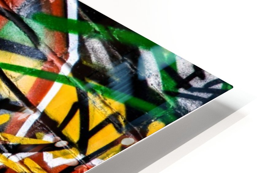 Disagreement HD Sublimation Metal print