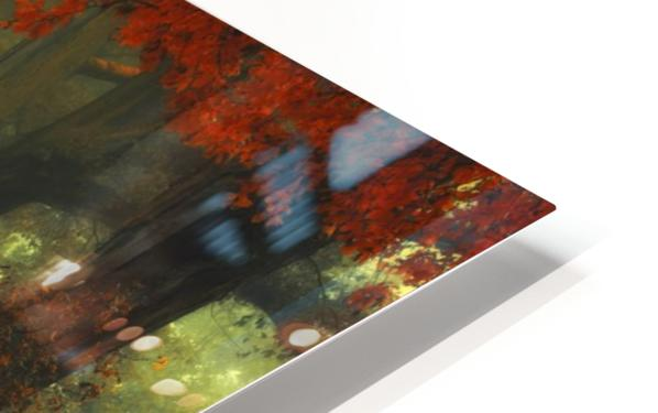 Shaman_s road on the other side HD Sublimation Metal print