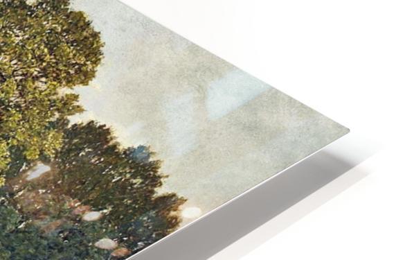 Riverside, Wallingford, Berkshire HD Sublimation Metal print
