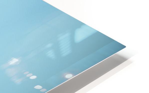 Amazing Walnut water splash HD Sublimation Metal print