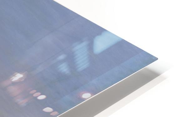 Sea Side HD Sublimation Metal print