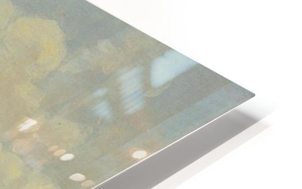 On Ischia in Casamicciola HD Sublimation Metal print