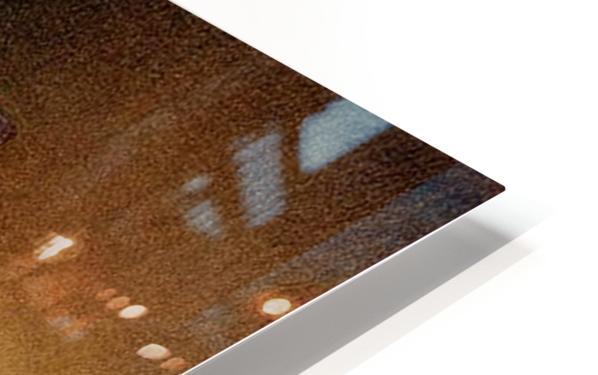 Modern Hunter HD Sublimation Metal print