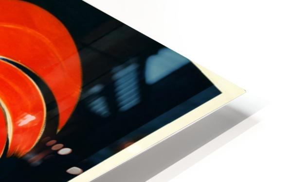 Vermouth Bellardi Torino HD Sublimation Metal print