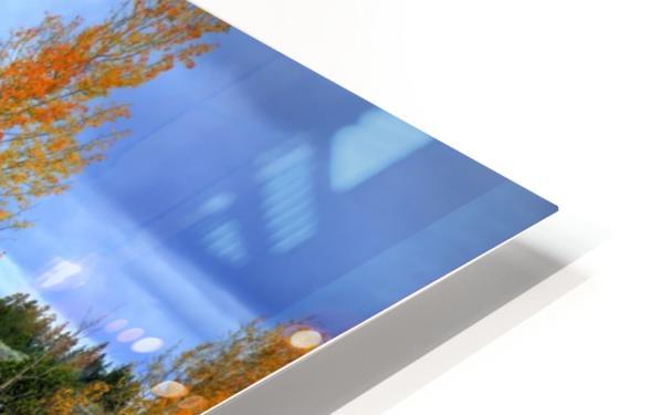 Willow Flats   Jackson Hole HD Sublimation Metal print