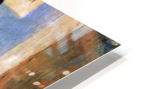 Madeleine Bernard by Gauguin HD Sublimation Metal print