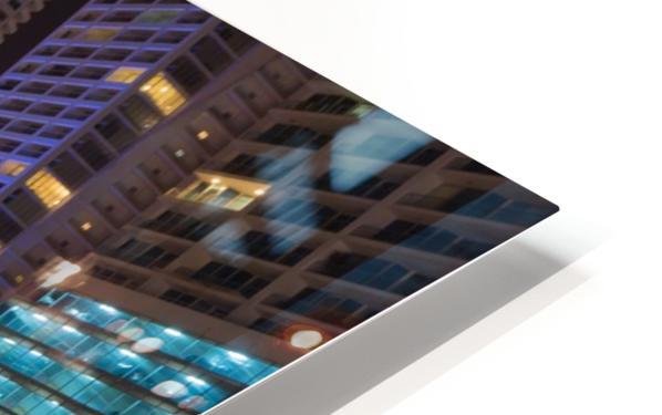 Cinta Costera Long Exposure  HD Sublimation Metal print