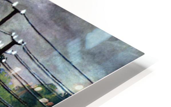 Malakoff by Henri Rousseau HD Sublimation Metal print