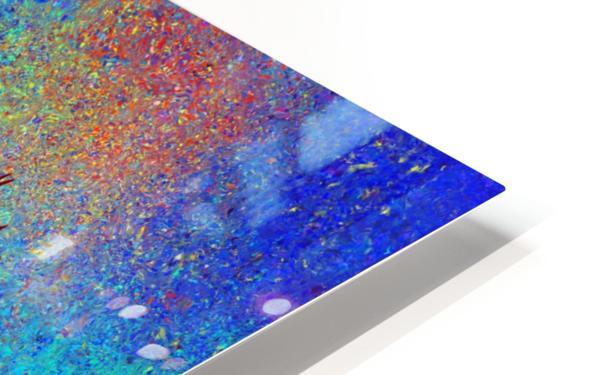 Tenimessa V1 - amazing seahorses HD Sublimation Metal print