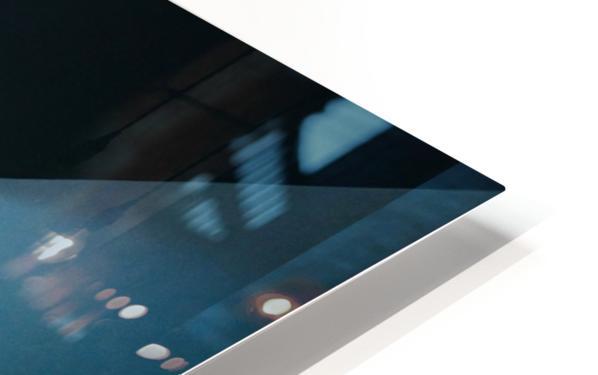 Top light Impression de sublimation métal HD