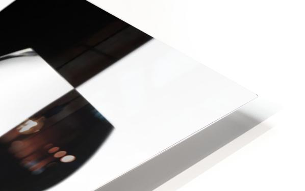 Black & White HD Sublimation Metal print