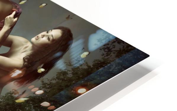 Nascita di Venere HD Sublimation Metal print