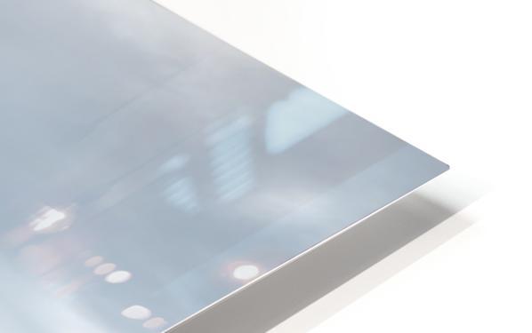 Stokksnes HD Sublimation Metal print