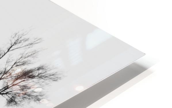 KarAŸA±yaka'dan Bir YansA±ma HD Sublimation Metal print