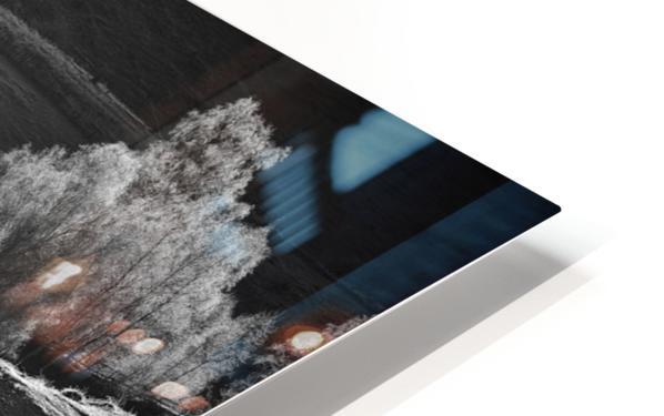 Fundatura Ponorului HD Sublimation Metal print