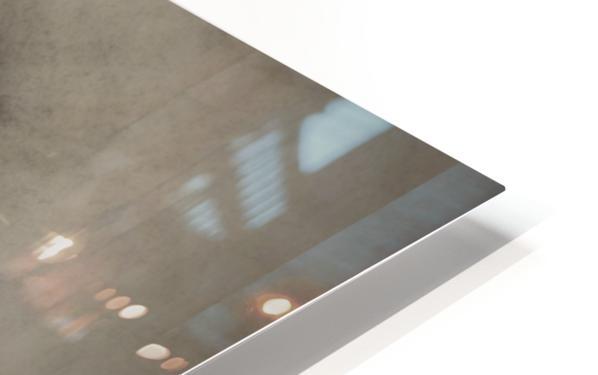 a kiss HD Sublimation Metal print