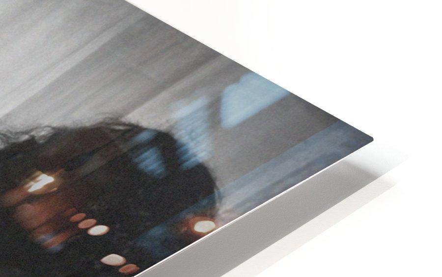Near Light HD Sublimation Metal print