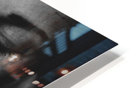Smokey HD Sublimation Metal print