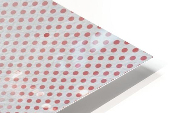 Dotted Dinner HD Sublimation Metal print