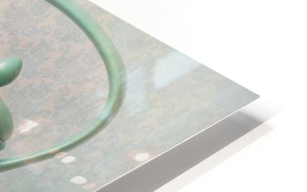 The Teapot HD Sublimation Metal print