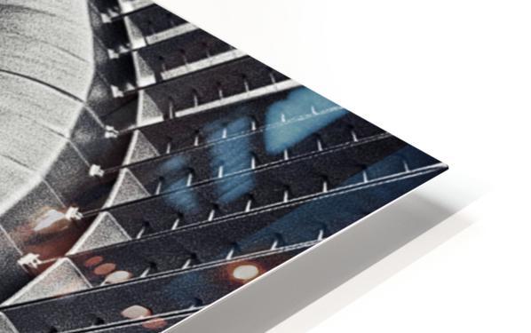 circulation HD Sublimation Metal print