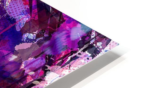 bouche love HD Sublimation Metal print
