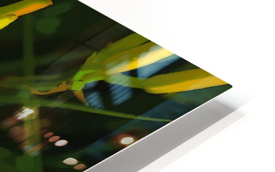 pot luck tom prendergast HD Sublimation Metal print
