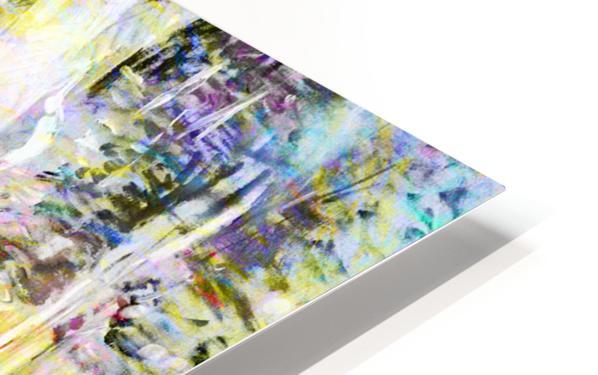 Art194 Impression de sublimation métal HD