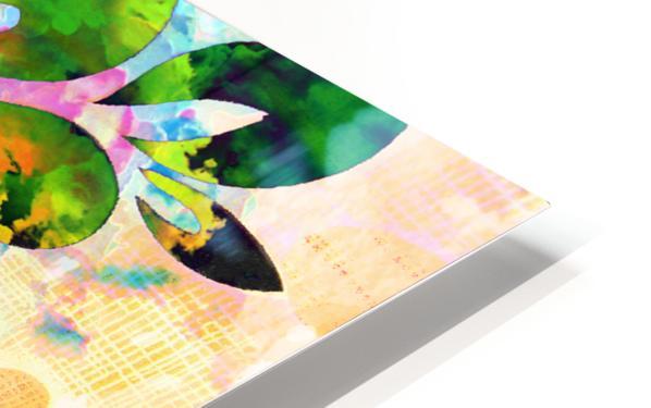 Art206 Impression de sublimation métal HD