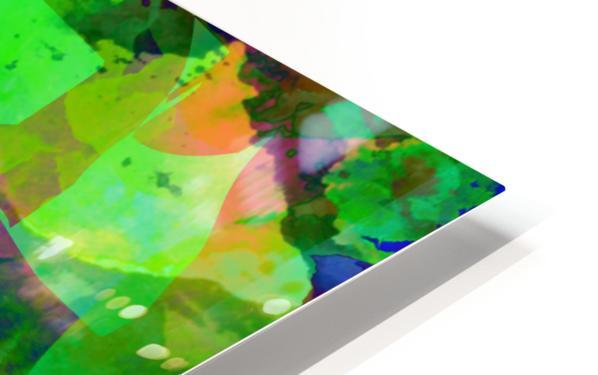 Art211 Impression de sublimation métal HD