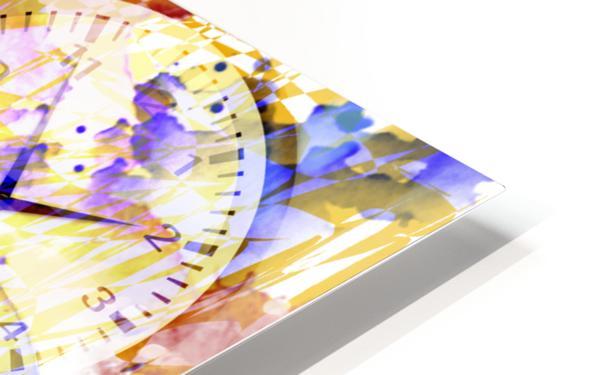 Art231 Impression de sublimation métal HD