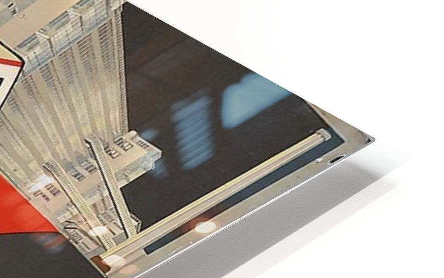 Van Nelle German Koffie HD Sublimation Metal print