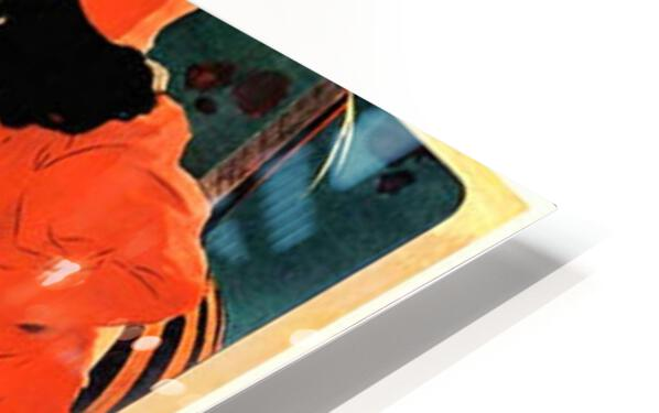 Scognamiglio Caramba HD Sublimation Metal print