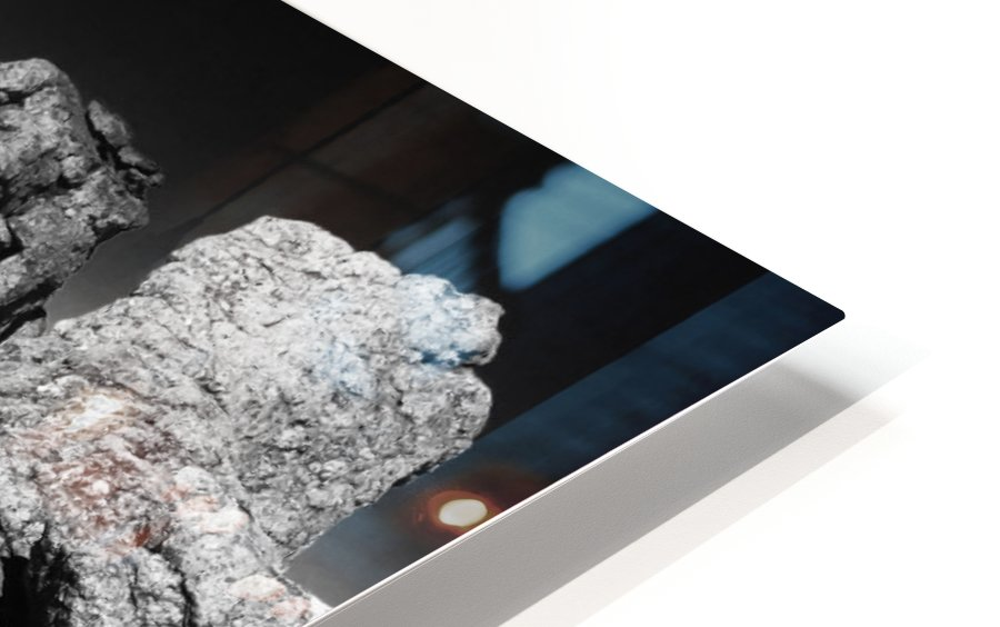 The Tundra HD Sublimation Metal print