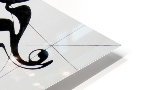 Qi air HD Sublimation Metal print